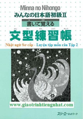 Lifestyle designMinnano nihongo II - Luyện tập mẫu câu Tập 2