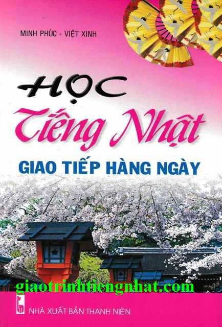 Lifestyle designHọc tiếng Nhật giao tiếp hàng ngày – Có tiếng Việt (Kèm CD)