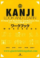 Lifestyle designKanji Look and learn Workbook (Bài tập)