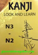 Lifestyle designKanji look and learn N3, N2 - Bản Nhật Việt