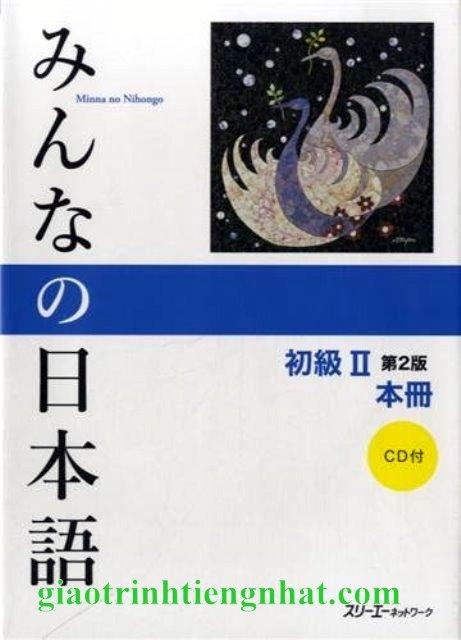 Lifestyle designMinna no Nihongo Sơ Cấp 2 Bản Mới – Honsatsu (Sách Giáo Khoa)