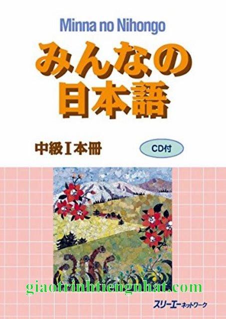 Lifestyle designGiáo Trình Minna no Nihongo Trung Cấp1 Bản Tiếng Nhật (Kèm CD) – Sách màu