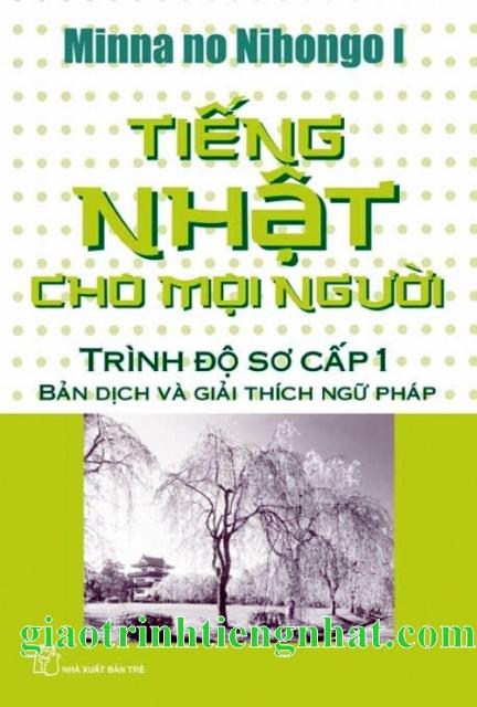 Lifestyle designGiáo trình Minnano nihongo Sơ cấp 1 Bản dịch và giải thích ngữ pháp tiếng Việt