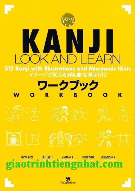 Lifestyle designKanji Look and Learn N5 và N4 – Sách Bài tập – Nhật Anh