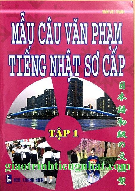 Lifestyle designMẫu câu văn phạm tiếng Nhật sơ cấp Tập 1 – Có tiếng Việt