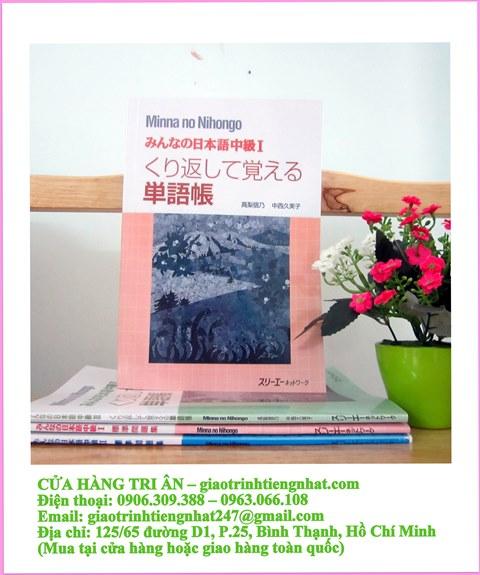 Minna no Nihongo Chukyu N3 – Trọn bộ 4 cuốn