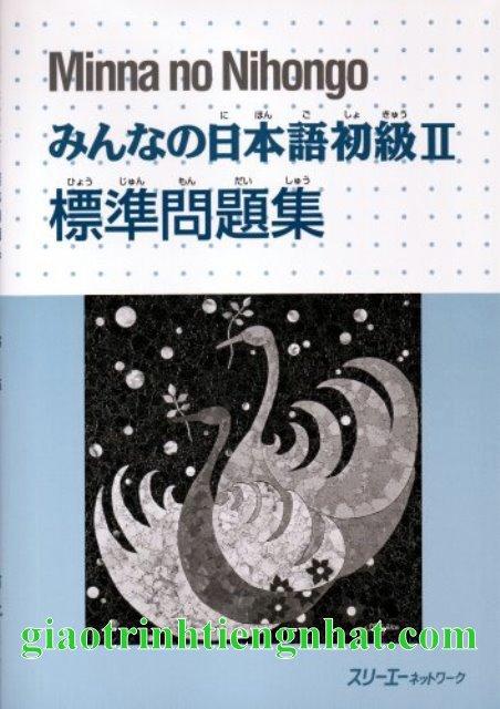 Lifestyle designMinna no nihongo II – Sách bài tập Tập 2