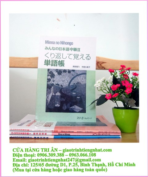 Minna no Nihongo Chukyu N2 – Trọn bộ 4 cuốn
