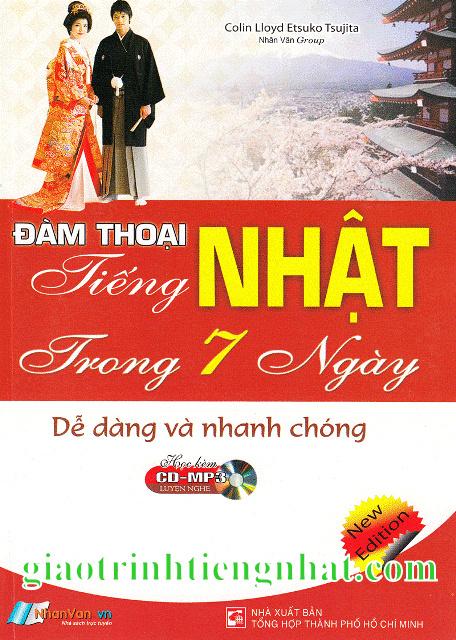 Lifestyle designĐàm thoại tiếng Nhật trong 7 ngày – Có tiếng Việt (Kèm CD)
