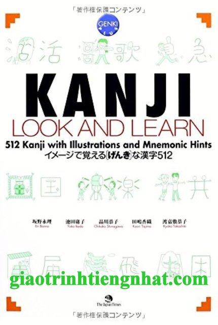 Lifestyle designKanji Look and Learn N5 và N4 – Sách Bài học – Nhật Anh