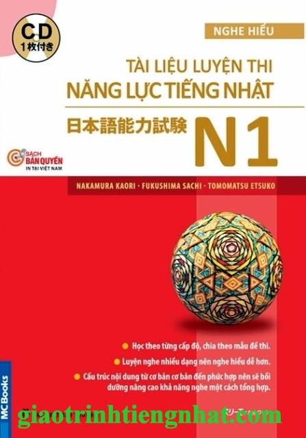Lifestyle designSách luyện thi N1 Shinkanzen masuta Nghe hiểu – Có tiếng Việt (Kèm CD hoặc tải App)