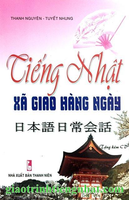 Lifestyle designTiếng Nhật xã giao hàng ngày – Có tiếng Việt (Kèm CD)