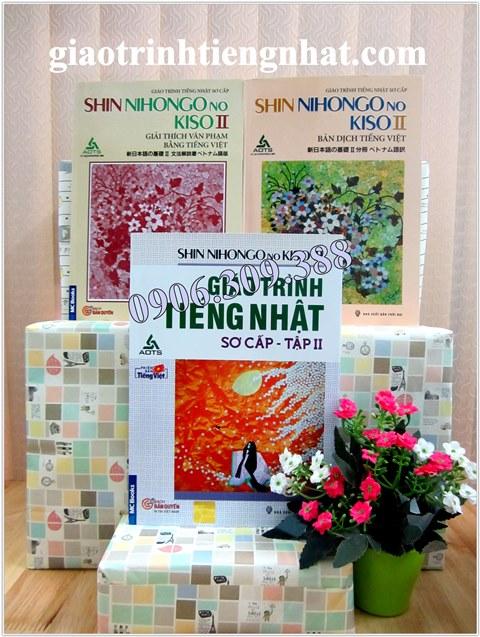 Lifestyle designBộ sách Shin nihongo no Kiso II – Trọn bộ 3 cuốn