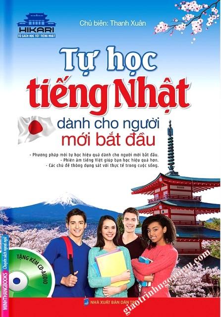 Sách Học Tiếng Nhật Tự Học Tiếng Nhật Dành Cho Người Mới Bắt Đầu (Có Tiếng Việt)