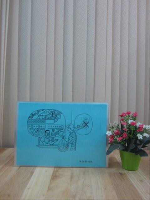 Lifestyle designTài Liệu Dạy Tiếng Nhật – Tranh Dạy Minna Sơ Cấp 2 Renshuu A,B,C (143 Card – A4)