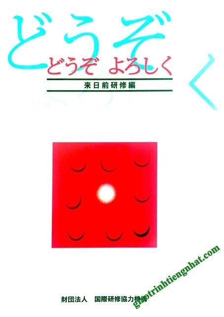 Sách Học Tiếng Nhật Dozo Yoroshiku (Học Trước Khi Đến Nhật – Có Tiếng Việt)