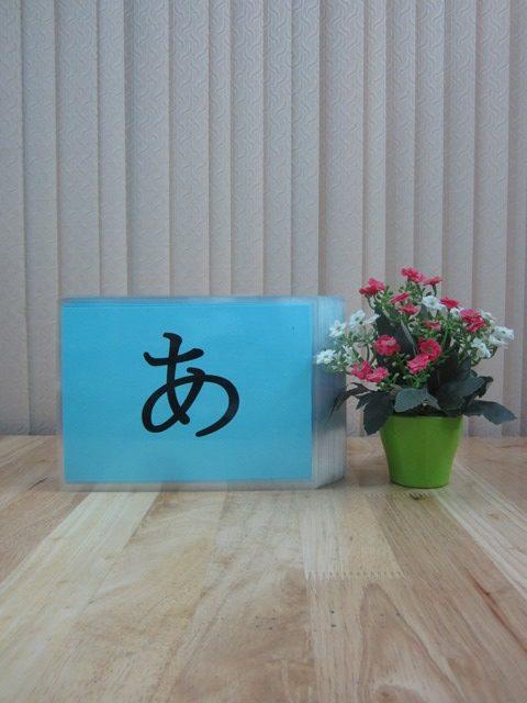 Lifestyle designFlashcard Chữ Cái Cho Giáo Viên (Cỡ A5)