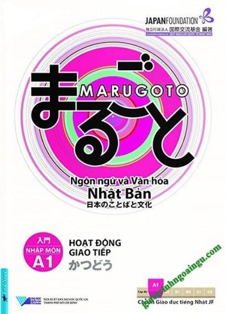Giáo trình Marugoto A1 Hoạt động giao tiếp