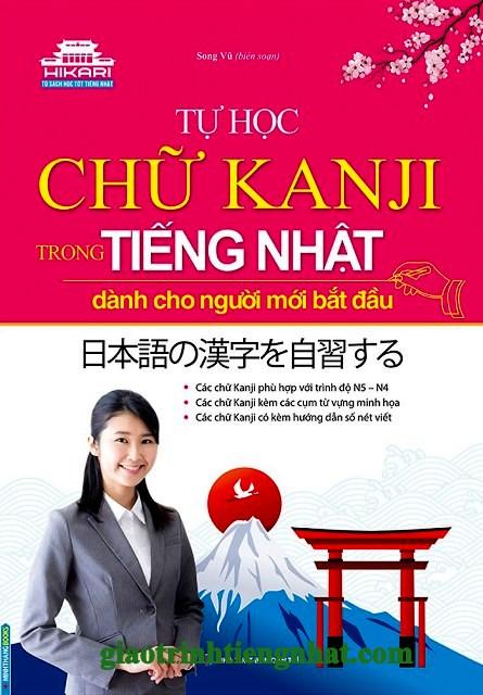 Lifestyle designSách Học Tiếng Nhật Tự Học Chữ Kanji Trong Tiếng Nhật Dành Cho Người Mới Bắt Đầu (Có Tiếng Việt)