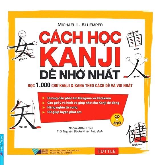 Lifestyle designSách Học Tiếng Nhật Cách Học Kanji Dễ Nhớ Nhất (Có Tiếng Việt)