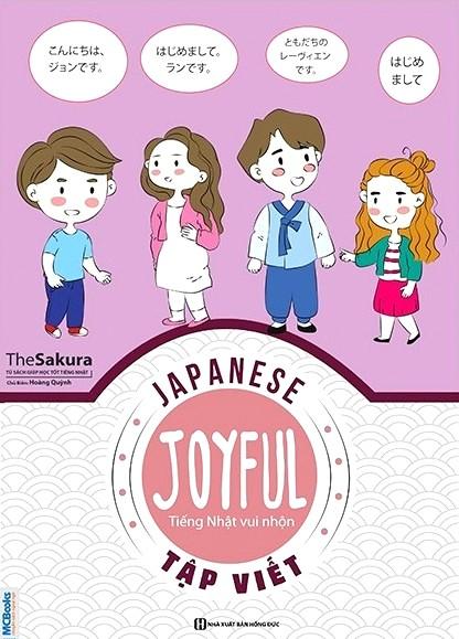 Tiếng Nhật vui nhộn – Tập viết
