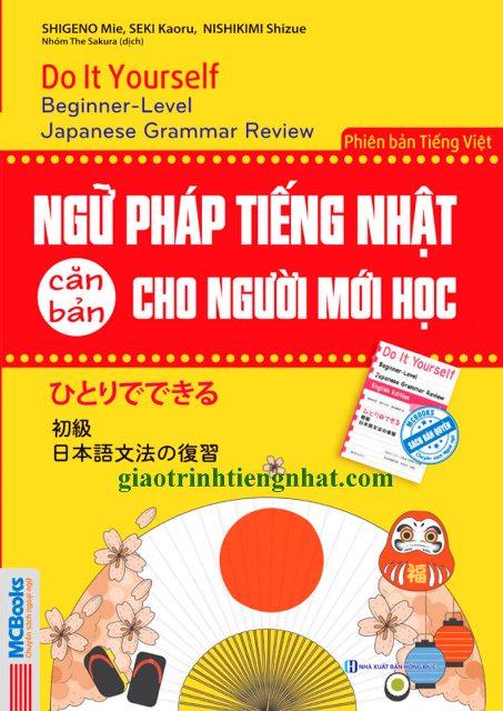 Lifestyle designSách Học Tiếng Nhật Ngữ Pháp Tiếng Nhật Căn Bản Cho Người Mới Học (Có Tiếng Việt)