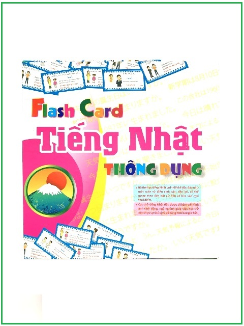 Lifestyle designFlashcards Thẻ Học Tiếng Nhật Flashcard Tiếng Nhật Thông Dụng