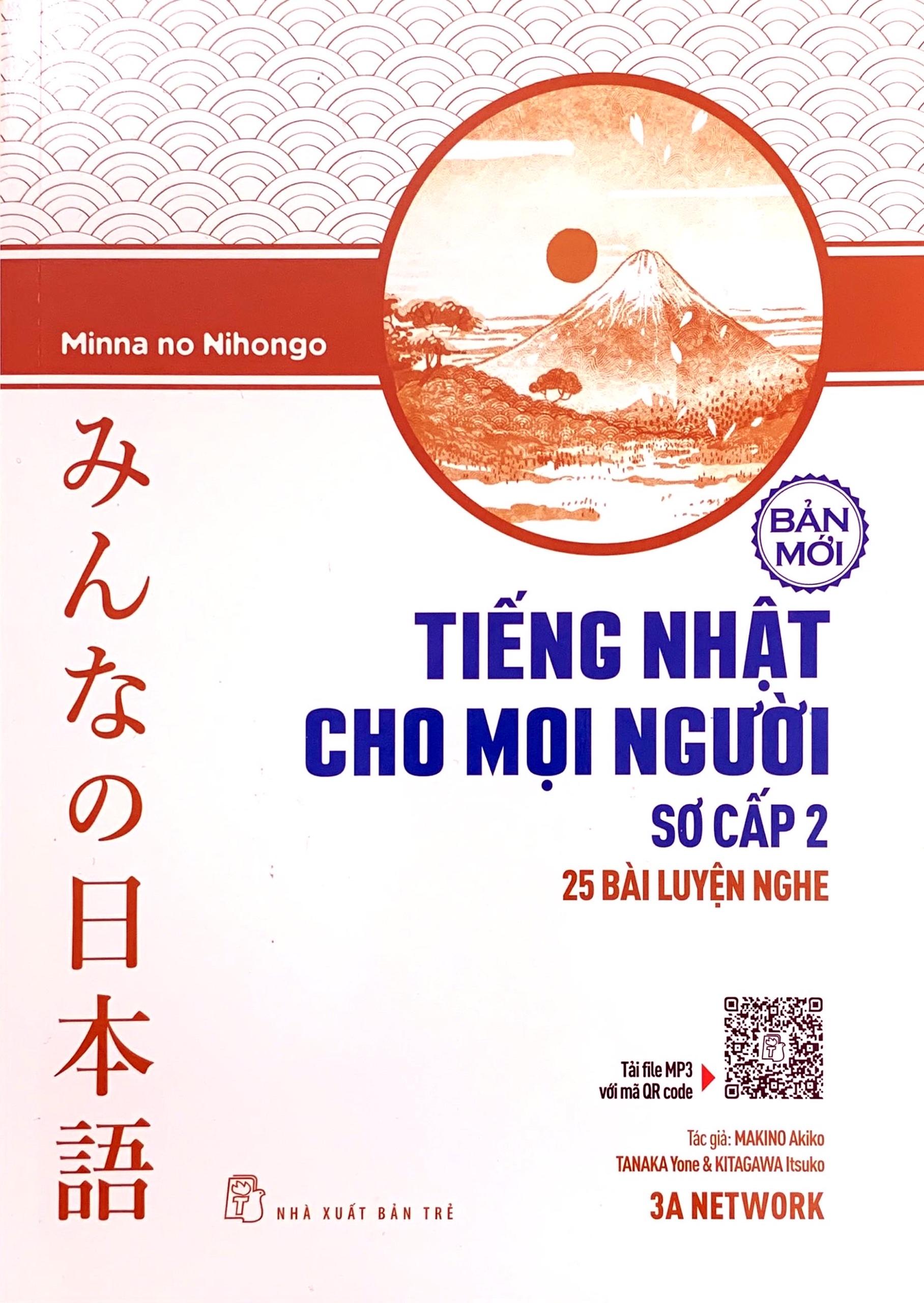 Lifestyle designMinna Sơ Cấp 2 Mới – Tiếng Nhật Cho Mọi Người – 25 Bài Nghe Hiểu (Có Tiếng Việt)