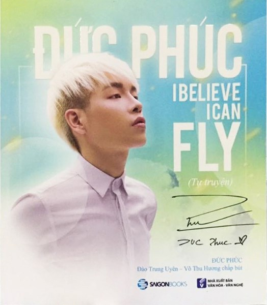 Lifestyle designQuà Tặng Miễn Phí 2 – Sách Đức Phúc – I Believe I Can Fly
