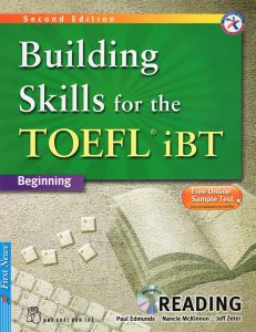 Lifestyle designQuà Tặng 2 – Building skills for the Toefl iBT Beginning Reading