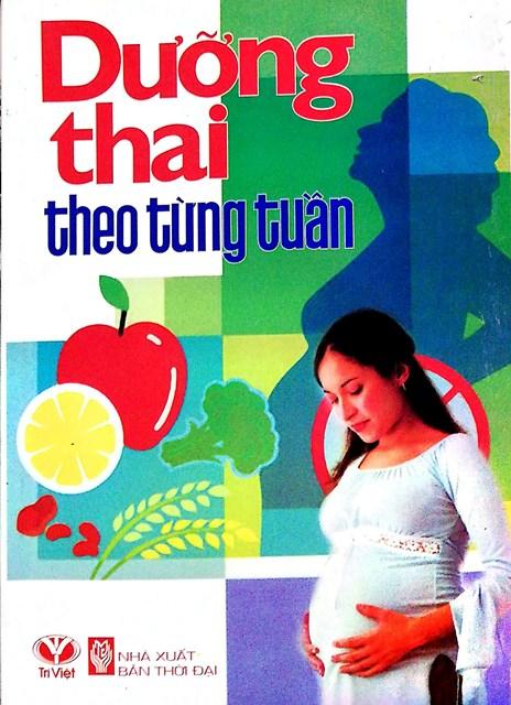 Lifestyle design[Xả Kho] Sách Dưỡng Thai Theo Từng Tuần